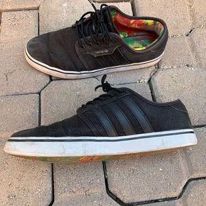 Adidas men's sb size 10 Rasta  hemp